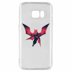 Чехол для Samsung S7 Batman beyond and city