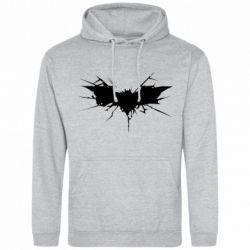 Мужская толстовка Batman cracks - FatLine