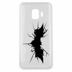 Чехол для Samsung J2 Core Batman cracks - FatLine