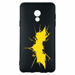 Чехол для Meizu 15 Lite Batman cracks - FatLine