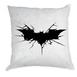 Подушка Batman cracks - FatLine