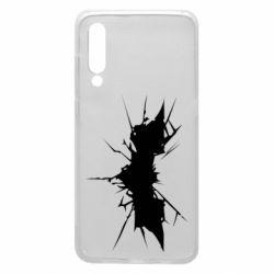 Чохол для Xiaomi Mi9 Batman cracks