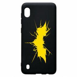 Чохол для Samsung A10 Batman cracks