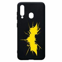 Чохол для Samsung A60 Batman cracks