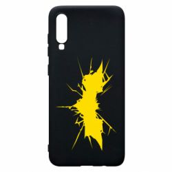 Чохол для Samsung A70 Batman cracks