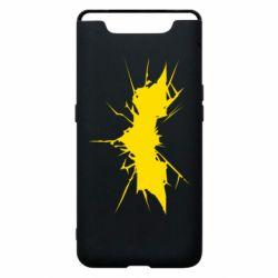 Чохол для Samsung A80 Batman cracks