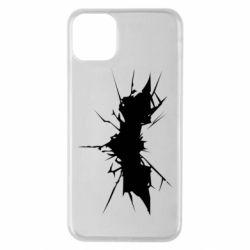 Чохол для iPhone 11 Pro Max Batman cracks