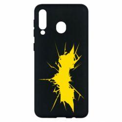Чохол для Samsung M30 Batman cracks