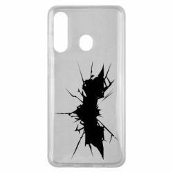 Чохол для Samsung M40 Batman cracks