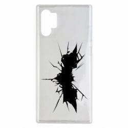 Чохол для Samsung Note 10 Plus Batman cracks