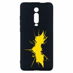 Чохол для Xiaomi Mi9T Batman cracks