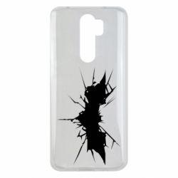 Чохол для Xiaomi Redmi Note 8 Pro Batman cracks