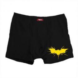 Мужские трусы Batman cracks - FatLine