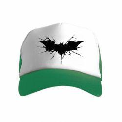 Дитяча кепка-тракер Batman cracks