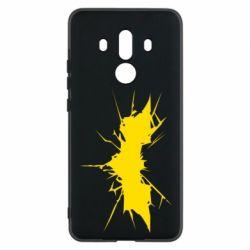 Чехол для Huawei Mate 10 Pro Batman cracks - FatLine