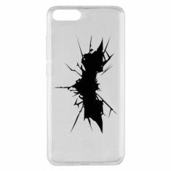Чехол для Xiaomi Mi Note 3 Batman cracks - FatLine