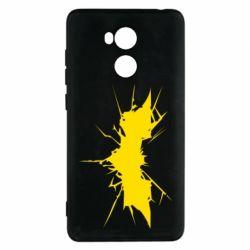 Чехол для Xiaomi Redmi 4 Pro/Prime Batman cracks - FatLine