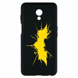 Чехол для Meizu M6s Batman cracks - FatLine