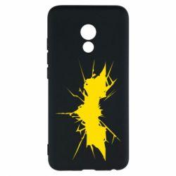 Чехол для Meizu Pro 6 Batman cracks - FatLine