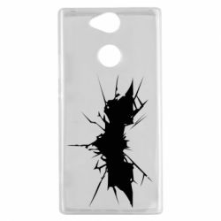 Чехол для Sony Xperia XA2 Batman cracks - FatLine