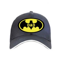 Кепка Batman dad