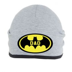 Шапка Batman dad