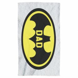 Полотенце Batman dad