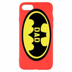 Чехол для iPhone 7 Batman dad
