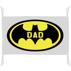 Флаг Batman dad