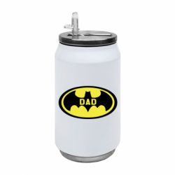 Термобанка 350ml Batman dad