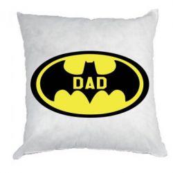 Подушка Batman dad
