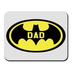 Килимок для миші Batman dad