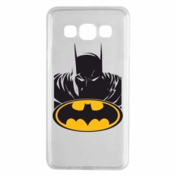 Чехол для Samsung A3 2015 Batman face