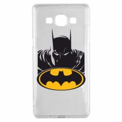 Чехол для Samsung A5 2015 Batman face