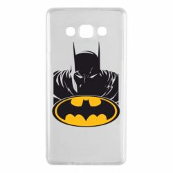 Чехол для Samsung A7 2015 Batman face