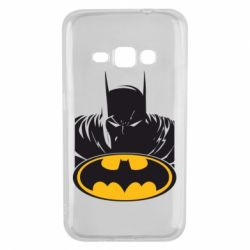 Чехол для Samsung J1 2016 Batman face