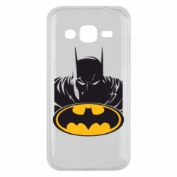 Чехол для Samsung J2 2015 Batman face