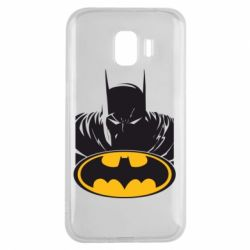 Чехол для Samsung J2 2018 Batman face
