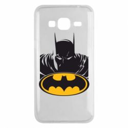 Чехол для Samsung J3 2016 Batman face