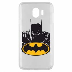 Чехол для Samsung J4 Batman face