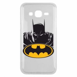 Чехол для Samsung J5 2015 Batman face