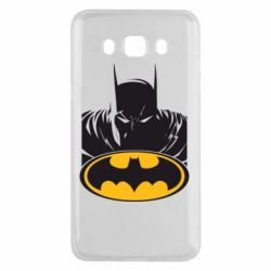 Чехол для Samsung J5 2016 Batman face