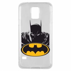 Чехол для Samsung S5 Batman face