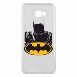 Чехол для Samsung J4 Plus 2018 Batman face