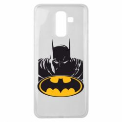 Чехол для Samsung J8 2018 Batman face