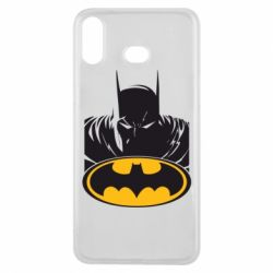 Чехол для Samsung A6s Batman face