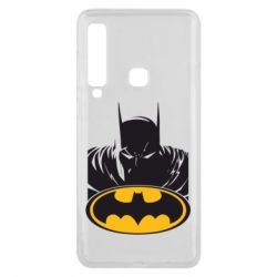 Чехол для Samsung A9 2018 Batman face