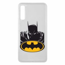 Чехол для Samsung A7 2018 Batman face