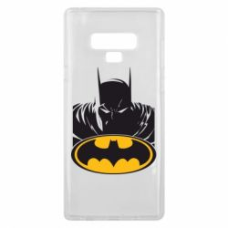 Чехол для Samsung Note 9 Batman face