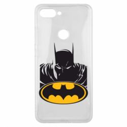 Чехол для Xiaomi Mi8 Lite Batman face